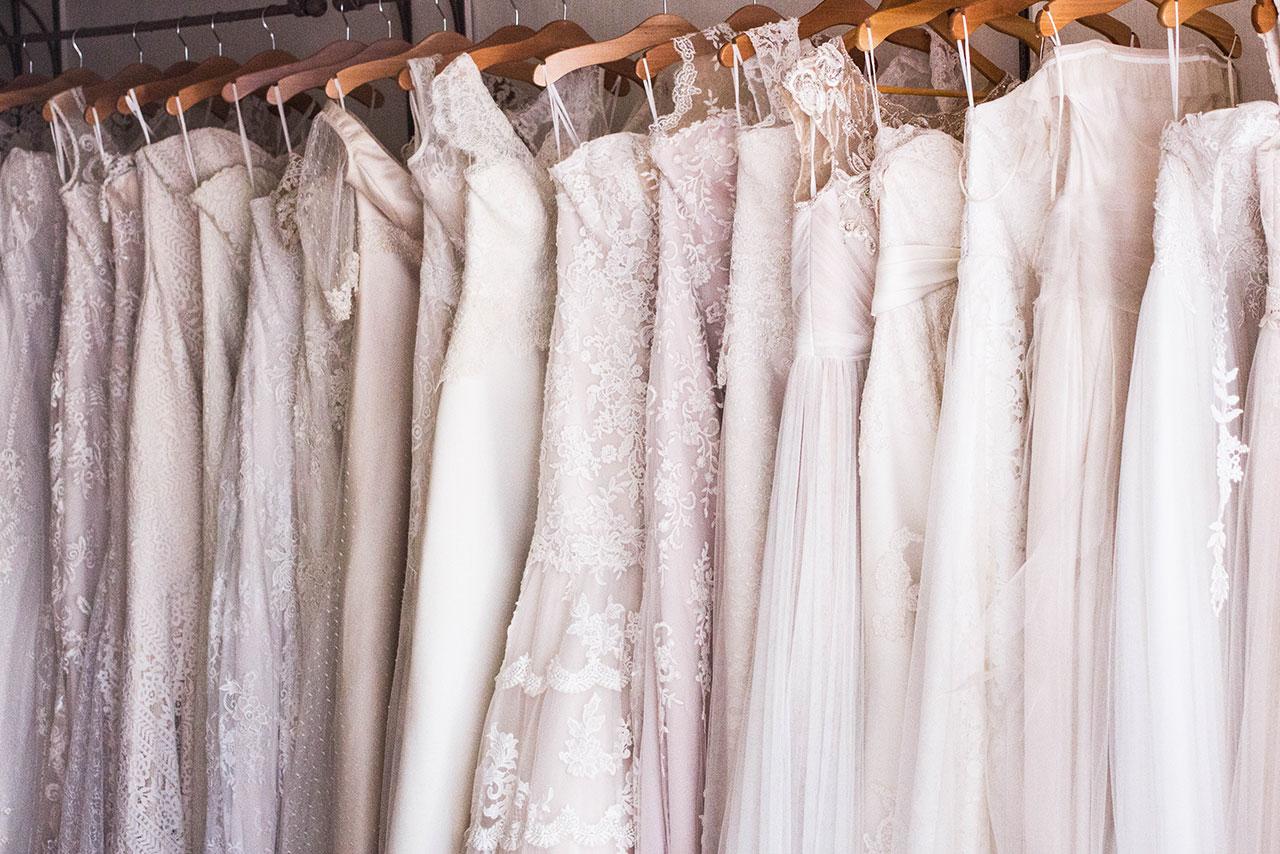 Hochzeitskleid selber waschen